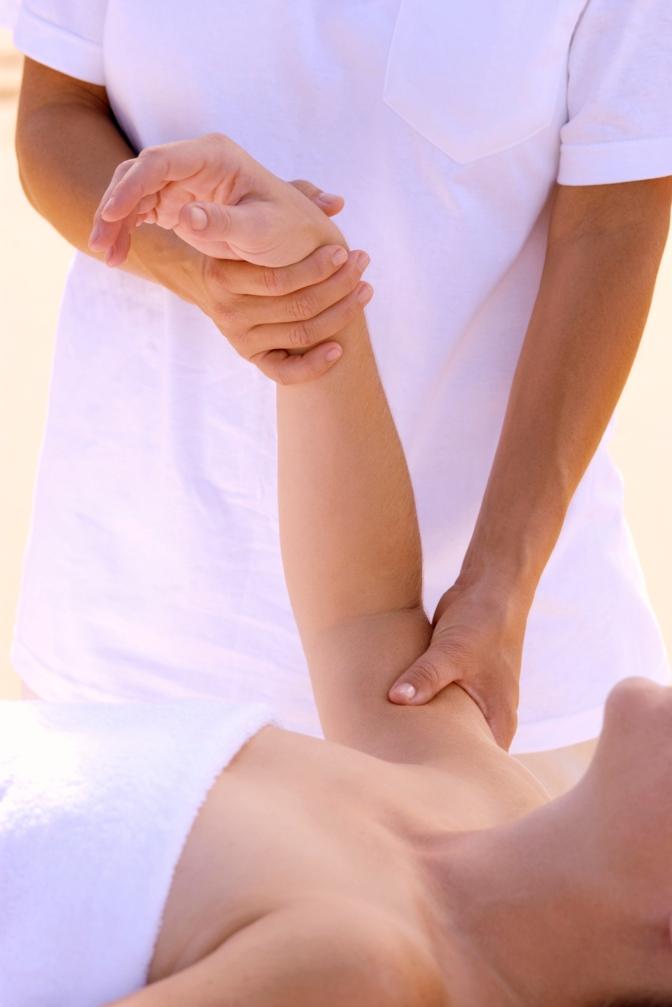 Kiropraktik när kroppen låst sig